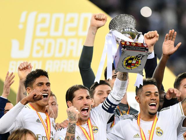 Real Madrid đoạt Siêu cúp Tây Ban Nha sau loạt luân lưu cân não - Ảnh 4.
