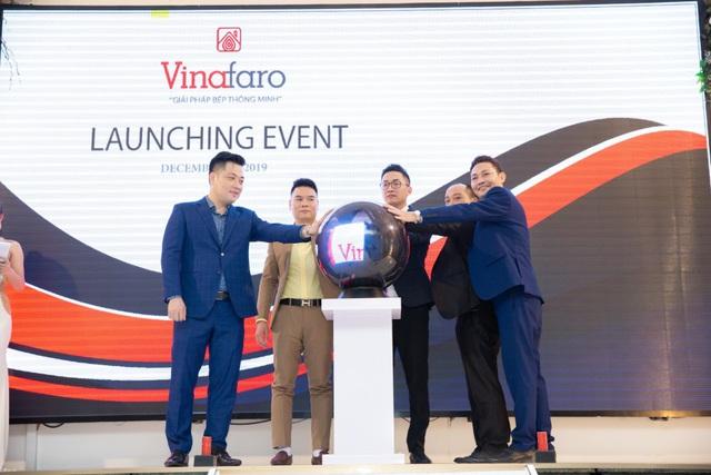 Vinafaro ra mắt 2 dòng sản phẩm bếp Libra và Virgo - Ảnh 3.