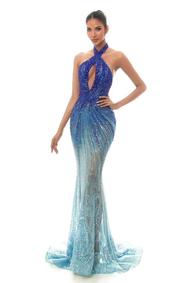 Á hậu Hoàng Thùy đẹp rạng ngời trên thảm đỏ WeChoice Awards 2019 - Ảnh 10.