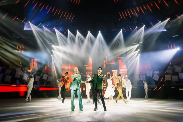 Quê hương mùa đoàn tụ - Show nghệ thuật đỉnh cao chào đón năm mới 2020 trên VTV - Ảnh 1.