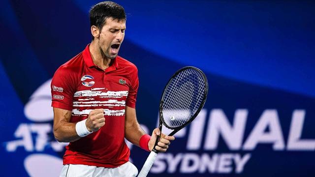 Novak Djokovic cùng ĐT Serbia giành chức vô địch ATP Cup 2020 - Ảnh 3.