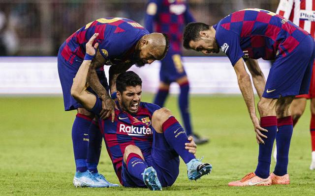 Sau hung tin về Dembele, Barcelona lại đón tin vui - Ảnh 1.