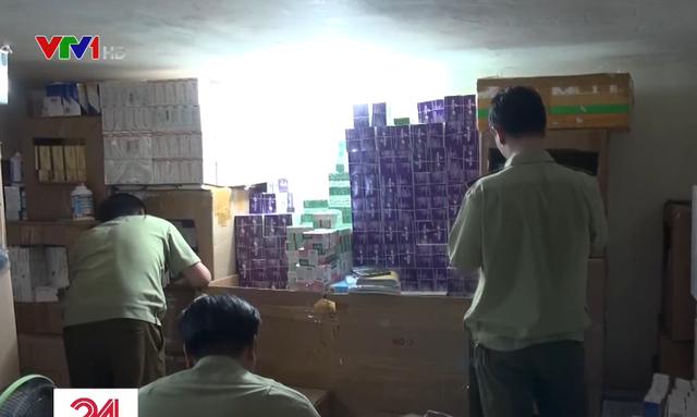 """Phát hiện lô thuốc tân dược """"khủng"""" nghi nhập lậu trị giá gần 3 tỷ đồng - Ảnh 1."""