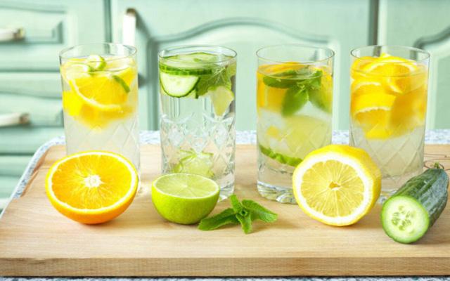 Những lợi ích tuyệt vời của nước chanh với sức khỏe - Ảnh 1.