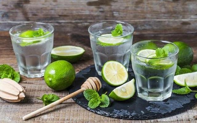 Những lợi ích tuyệt vời của nước chanh với sức khỏe - Ảnh 3.