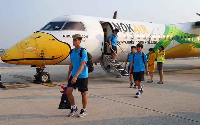 U23 Việt Nam tích cực chuẩn bị cho trận đấu với U23 CHDCND Triều Tiên - Ảnh 1.