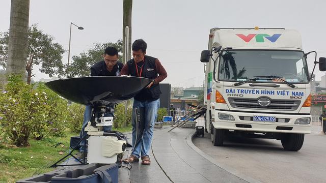 VTV tăng tốc trên hành trình chuyển đổi số - ảnh 1