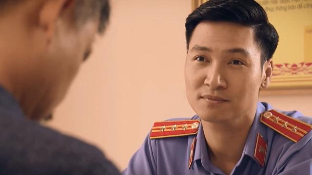 Sinh tử - Tập 49: Đàn em của Vũ (Việt Anh) run rẩy khai đi khai lại trước kiểm sát viên - Ảnh 1.