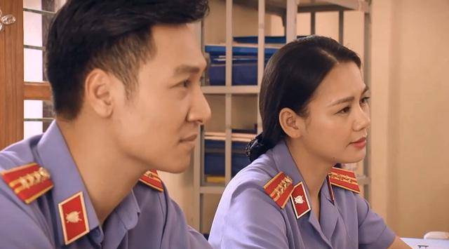 Sinh tử - Tập 49: Đàn em của Vũ (Việt Anh) run rẩy khai đi khai lại trước kiểm sát viên - Ảnh 3.