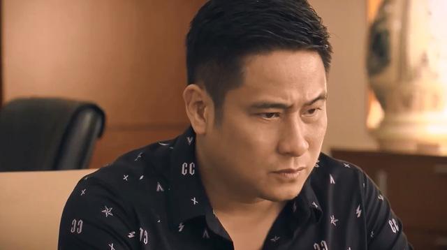 Sinh tử - Tập 49: Vũ (Việt Anh) đòi rút vội 600 tỷ đồng từ ngân hàng - Ảnh 3.