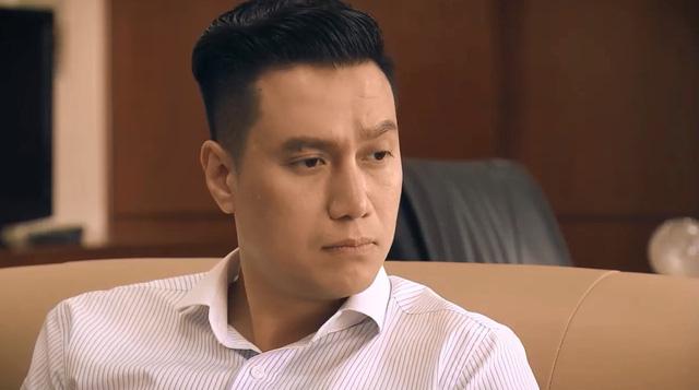 Sinh tử - Tập 49: Vũ (Việt Anh) đòi rút vội 600 tỷ đồng từ ngân hàng - Ảnh 2.