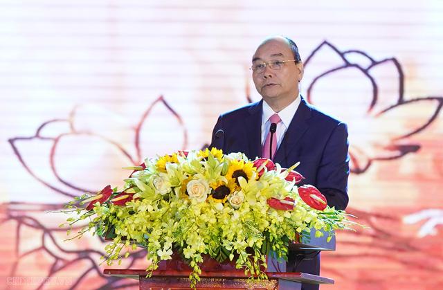 Thủ tướng Nguyễn Xuân Phúc dự Lễ kỷ niệm 120 năm thành lập tỉnh Trà Vinh - Ảnh 1.