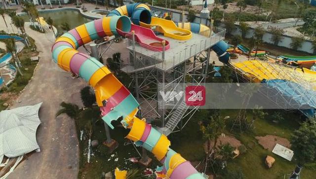Cưỡng chế công viên nước Thanh Hà - ảnh 2