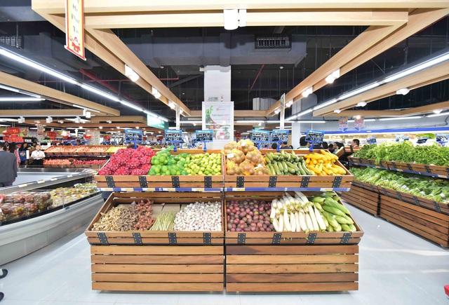 Khám phá siêu thị MM Super Market đầu tiên tại Hà Nội - Ảnh 1.