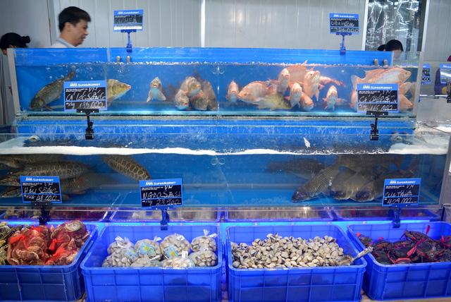 Khám phá siêu thị MM Super Market đầu tiên tại Hà Nội - Ảnh 2.