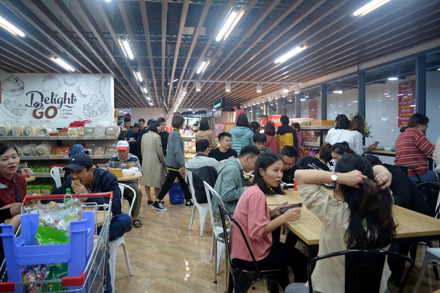 Khám phá siêu thị MM Super Market đầu tiên tại Hà Nội - Ảnh 4.