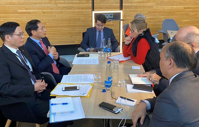 Việt Nam và Nghị viện châu Âu trao đổi về tiến trình phê chuẩn EVFTA và EVIPA - Ảnh 1.