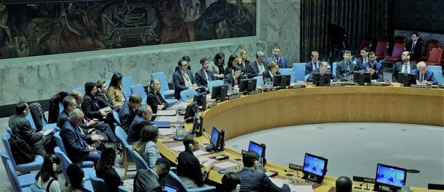 HĐBA LHQ yêu cầu Thỏa thuận An-giê cần được thúc đẩy triển khai mạnh mẽ - Ảnh 2.