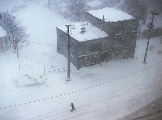 Bão tuyết nghiêm trọng tại Canada - Ảnh 3.