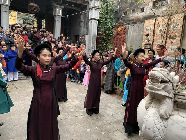 Nhiều hoạt động văn hóa đặc sắc ở Phố cổ Hà Nội dịp Tết Nguyên đán Canh Tý 2020 - Ảnh 1.