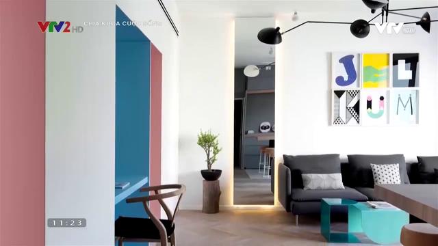 4 cách phân chia phòng với không gian sống nhỏ hẹp - ảnh 2