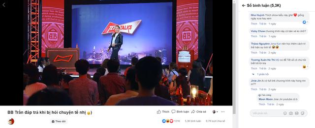 Budweiser cùng BB Trần tung show hài độc thoại, khuấy động không khí mùa Tết - Ảnh 3.
