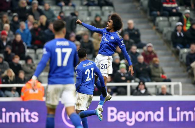 Newcastle 0-3 Leicester City: Chiến thắng quan trọng, giữ vị trí thứ 2 Ngoại hạng Anh - Ảnh 3.