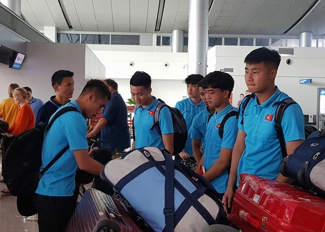 U23 Việt Nam đã có mặt tại Thái Lan, chính thức bước vào chiến dịch VCK U23 châu Á 2020 - Ảnh 3.