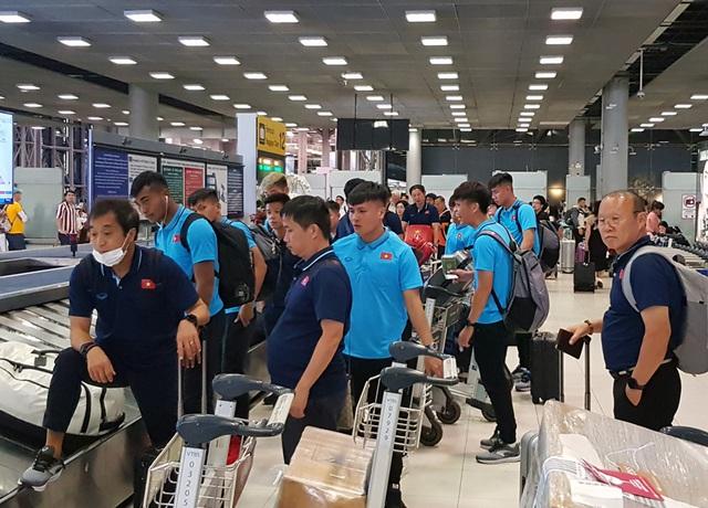 U23 Việt Nam đã có mặt tại Thái Lan, chính thức bước vào chiến dịch VCK U23 châu Á 2020 - Ảnh 7.
