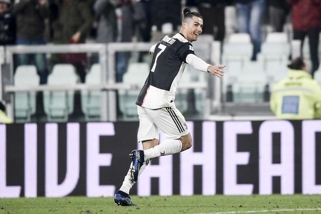 Juventus 2-1 Parma: Ronaldo tỏa sáng - Ảnh 2.