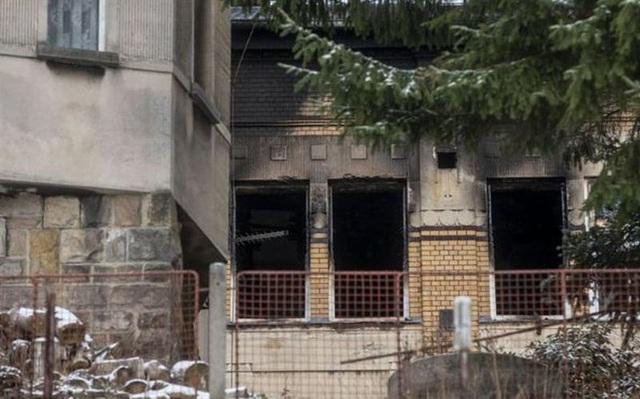 Cháy nhà cho người khuyết tật tại Czech, ít nhất 8 người thiệt mạng - Ảnh 1.