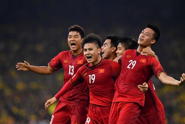 BXH FIFA tháng 10/2020: ĐT Việt Nam vẫn số 1 Đông Nam Á, hạng 94 thế giới - Ảnh 1.
