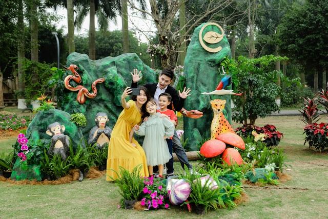 Tham quan 7 nền văn hóa thế giới ngay gần Thủ đô dịp Tết Canh Tý 2020 - Ảnh 9.