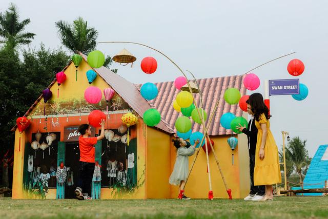 Tham quan 7 nền văn hóa thế giới ngay gần Thủ đô dịp Tết Canh Tý 2020 - Ảnh 3.
