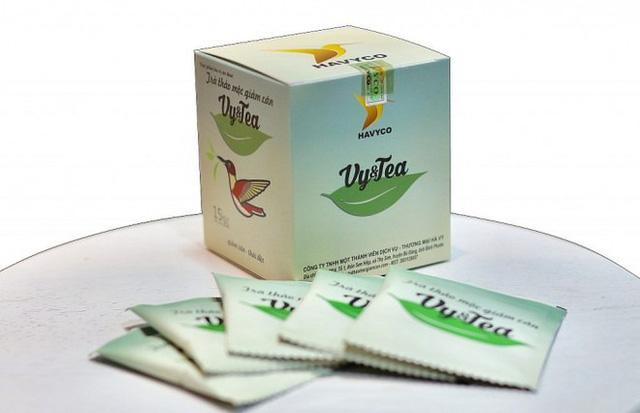 Trà thảo mộc Vy&Tea liên tục bị làm giả trên thị trường - Ảnh 3.