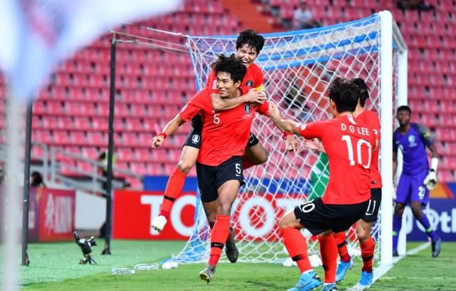 Lần đầu vô địch U23 châu Á, U23 Hàn Quốc chứng tỏ sức mạnh tuyệt đối - Ảnh 1.