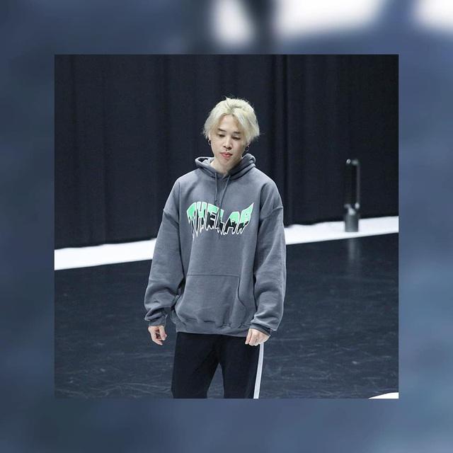BTS thả thính fan với ảnh tập luyện nửa đêm - Ảnh 7.