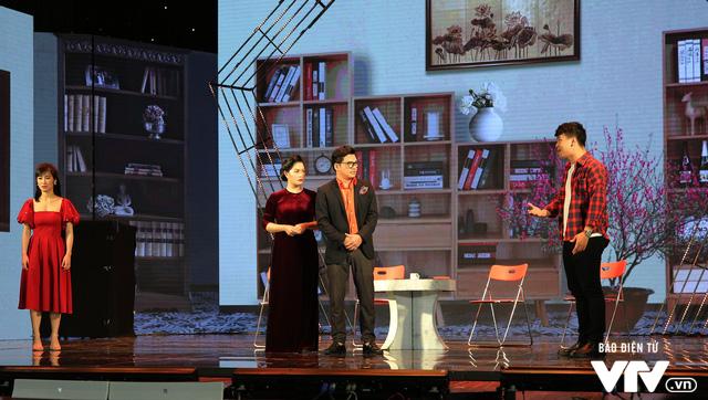 Gala cười 2020: Nguyệt Hằng dẫn chồng khờ đi hỏi vợ cho con trai - Ảnh 6.