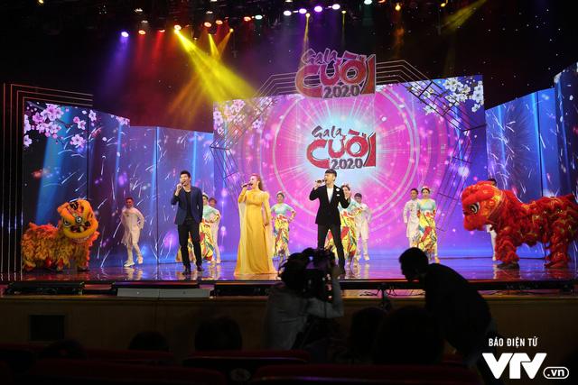Hé lộ dàn ca sĩ góp mặt trong Gala cười 2020 - Ảnh 13.