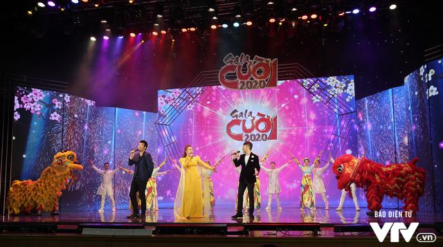 Hé lộ dàn ca sĩ góp mặt trong Gala cười 2020 - Ảnh 14.