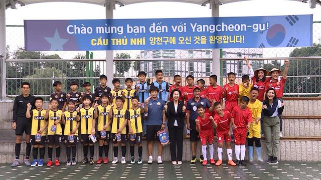 Giành chiến thắng vang dội ở Hàn Quốc, hành trình Cầu thủ nhí 2019 chính thức khép lại - Ảnh 1.