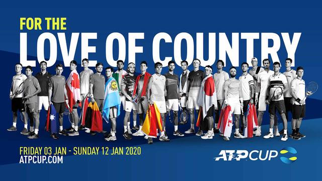 ATP Cup 2020: Ngộp thở vì cháy rừng - Ảnh 1.