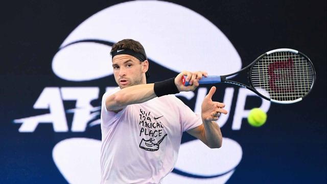 ATP Cup 2020: Ngộp thở vì cháy rừng - Ảnh 2.