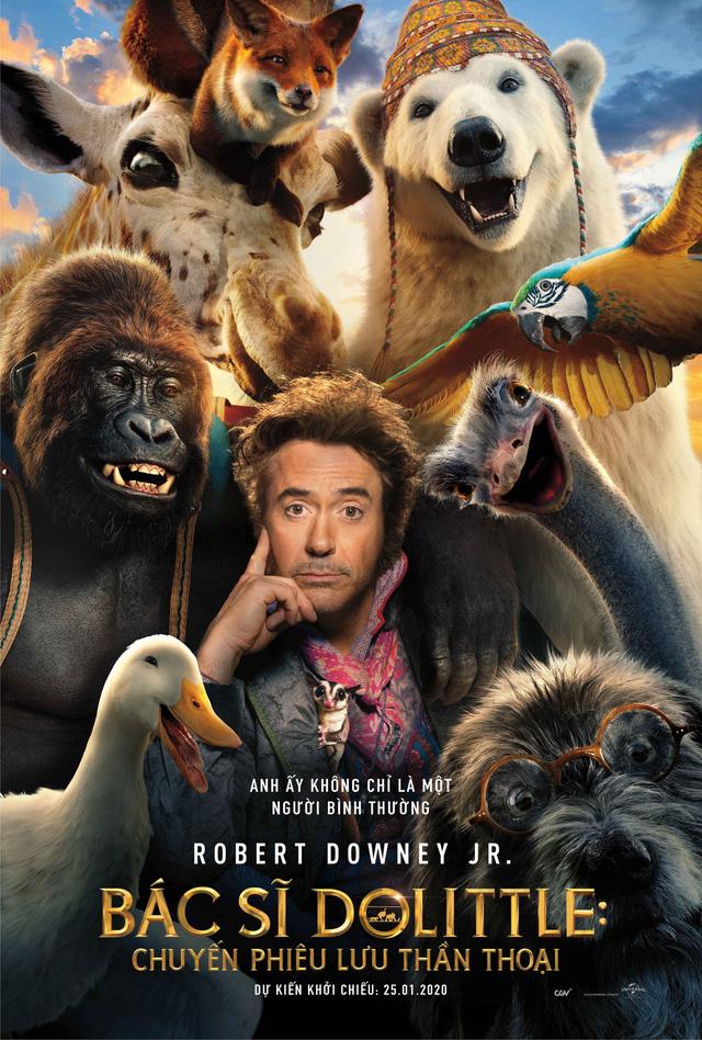 Điểm danh 5 tựa phim dành cho gia đình sẽ bùng nổ màn ảnh năm 2020 - Ảnh 1.