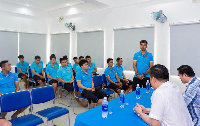 VFF đặt mục tiêu cho ĐT futsal Việt Nam giành vé dự FIFA Futsal World Cup 2020 - Ảnh 2.