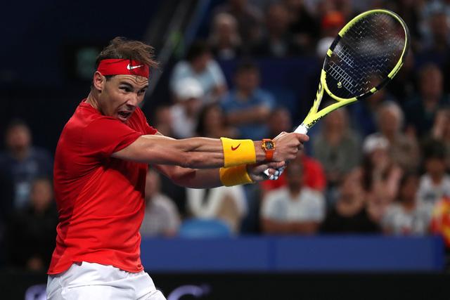 ATP Cup 2020: Nadal giúp ĐT Tây Ban Nha có chiến thắng đầu tiên - Ảnh 2.