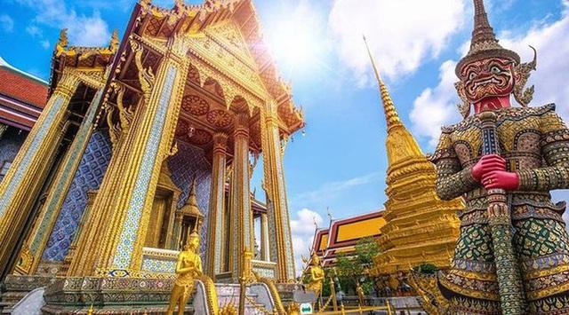 Du lịch Thái Lan: Những ngôi chùa nhất định bạn phải ghé thăm khi tới Bangkok - Ảnh 6.