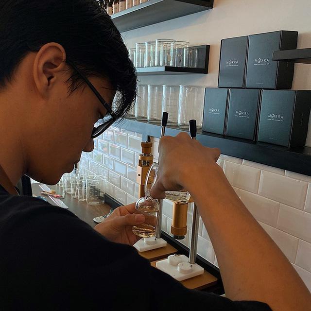 Morra từng bước khẳng định thương hiệu nước hoa của người Việt - Ảnh 3.