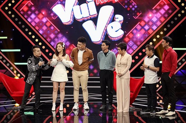 Việt Hương từng đi hát vũ trường khi mới 15 tuổi - Ảnh 2.