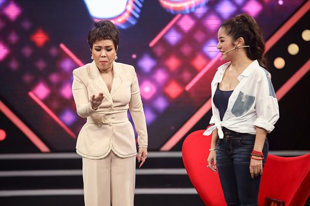 """Thúy Nga """"kể xấu"""" Việt Hương trên sóng truyền hình - Ảnh 2."""